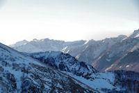 Le Cirque de Gavarnie, du Mont Perdu au Pic de Taillon