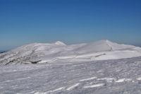 Le Pic de Hautacam depuis le Col de Moulata