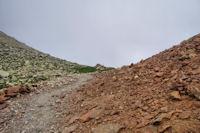 Le Col des Mulets