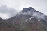 La Pique Longue du Vignemale et le Pic du Clot de la Hount