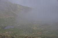 Petits laquets au dessus du Lac d'Arratille