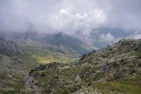 Le vallon inférieur du Gave d_Arratille