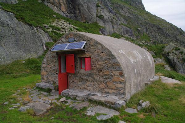 Le refuge Ledormeur ou du Balaïtous