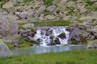Petite cascade a la Pacca