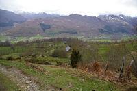 Quelques granges aux Artigaus au dessus de Gaillagos