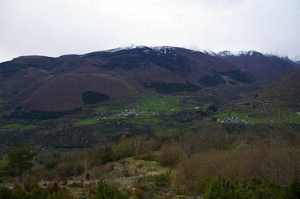 La vallée d_Estaing en montant au Col de Liar