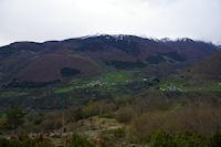 La vallee d'Estaing en montant au Col de Liar