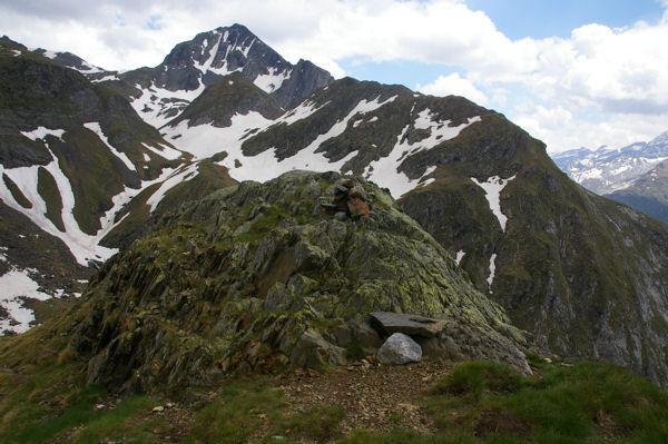 Le Pic Sud d'Aspe