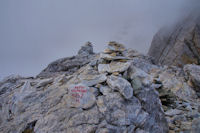Au sommet du Petit Vignemale