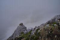 Le Glacier d_Ossoue depuis la crête du Petit Vignemale