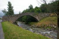 Le Pont du Labadet a Arrens