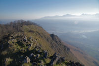 Pic de Peyre - Pic d'Arragnat