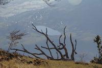 Le lacquet d'Arcizans Avant depuis le Pic d'Arragnat
