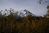 Le Pic du Midi d&#39Arrens depuis le bois d&#39Arreouret