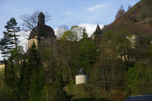 La Chapelle de Pouey Laün