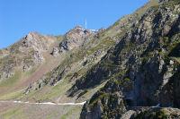 Premiere apparition du Pic du Midi de Bigorre