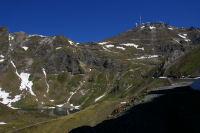 Vue du lac d'Oncet et le Pic du Midi de Bigorre