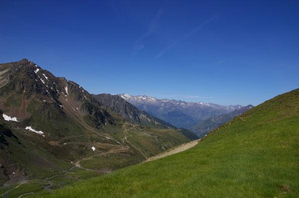 La vallée de Barèges