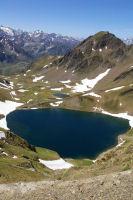 Vue du Lac d'Oncet