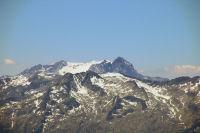 Le Vignemale depuis le Pic du Midi de Bigorre