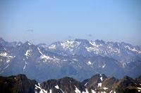A l&#39Ouest du Pic du Midi de Bigorre