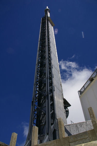La tour émettrice du Pic du Midi de Bigorre