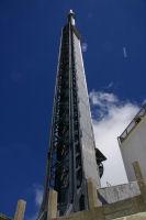 La tour emettrice du Pic du Midi de Bigorre