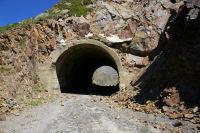 Le premier tunel