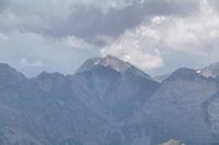 Pic d'Estaragne et Pic de Campbieil