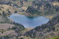 Lac inferieur de Bastan