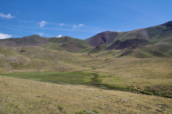 Le vallon de Montarrouyes
