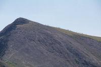 Pyreneistes sur les pentes du Pic de Montarrouyes