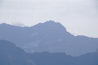 Le Pic de la Munia au dessus du Cirque de Troumouse
