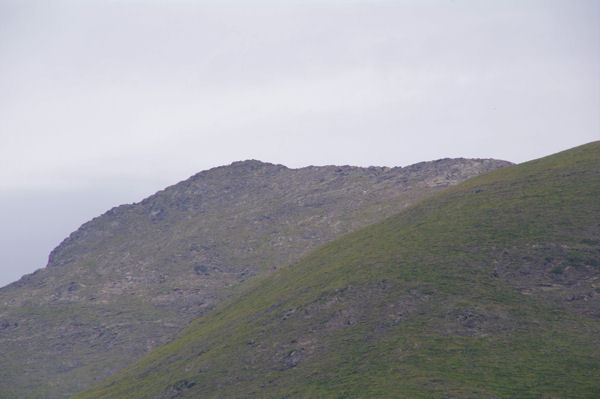 Le Piméné depuis le refuge des Espuguettes