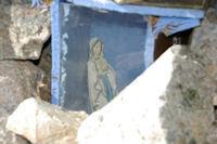 Insolite! Une vierge entre Bassia Det Pi et le Lac de Pouey Laun
