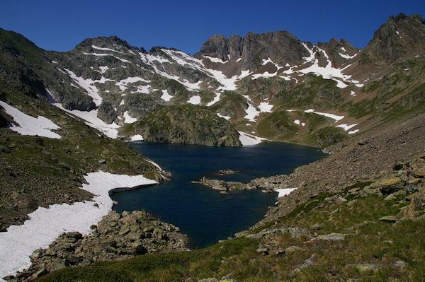 Le Lac de Pouey Laun