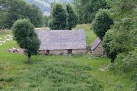 Une grange aux Balagnas