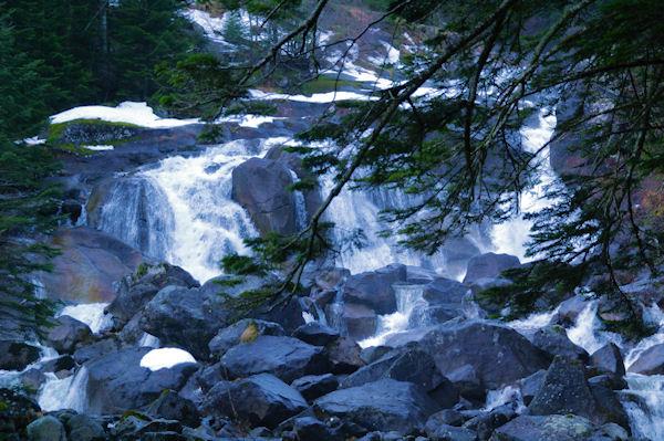 La Cascade de Pouey Bacou