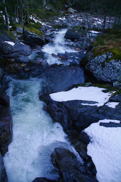 La Cascade du Pas de l_Ours