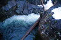 La Cascade du Pas de l'Ours
