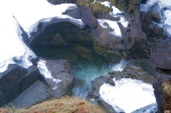 La Cascade de Boussès