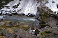 Vers le Pont de l'Ours