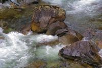 Vers la Cascade du Ceriset