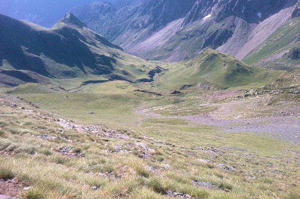 Le vallon de Couyéou Maou
