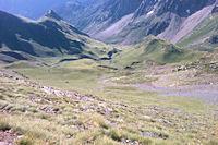 Le vallon de Couyeou Maou