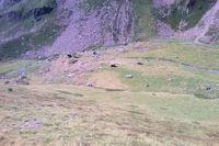 La cabanne de Bouleste pres du ruisseau de Labas