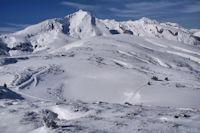 Col et Lac de Soum, Cap d_Aout et derrière, Petit Gabizos et Pic de la Latte de Bazen
