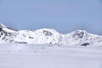 Le sommet du Cap d'Aout