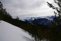 Le Val d'Azun depuis le flanc Sud du Soum de Berducou