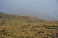 Le sentier du Col de Tentes vers le Lac des Espécières